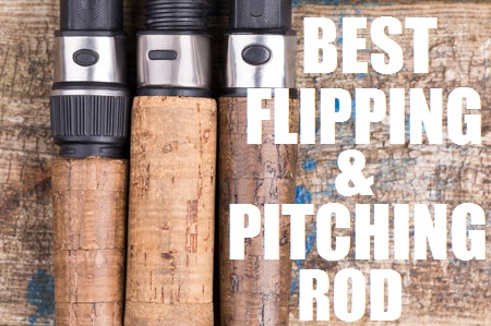 Choosing The Best Flipping And Pitching Rod For Bass Fishing